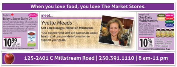 Market on Millstream Supplements