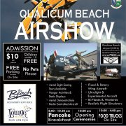Qualicum Beach Air Show