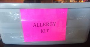 White Spot Allergy Kit