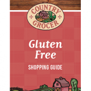 Country Grocer Gluten Free Shopping Guide WP 2