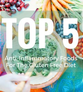 Top 5 Anti-Inflammatory Foods for the Gluten-Free Diet Orig WP
