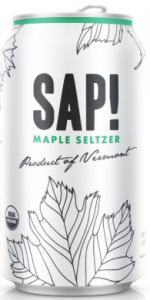 MAPLE SAP! SELTZER