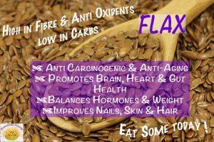 Paradise Found Flax