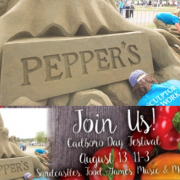 Pepper's Foods Cadboro Bay Day