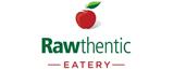 Rawthentic Eatery New Logo 160 x 65