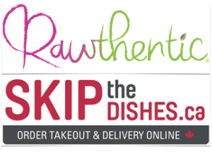 Rawthentic Eatery Skip the Dishes sm