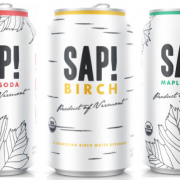 Sap Soda Seltzer and Birch