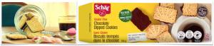 Schar Gluten Free Choclaty Dipped Cookies