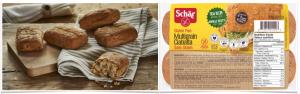 Schar Gluten Free Mulitgrain Ciabatta