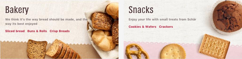 Schar Gluten-Free Products