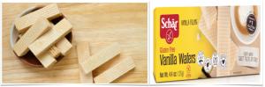 Schar Gluten Free Vanilla Wafers
