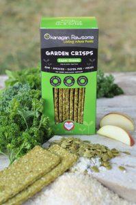 Supergreens Garden Crisps