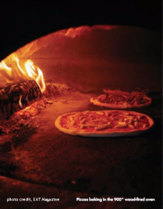 900˚ Pizzeria The Celiac Scene