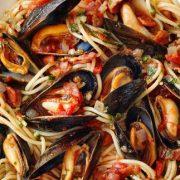 gluten free mussels