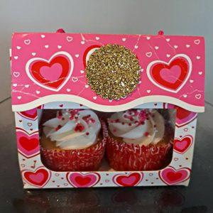 happyditty! valentine cupcakes