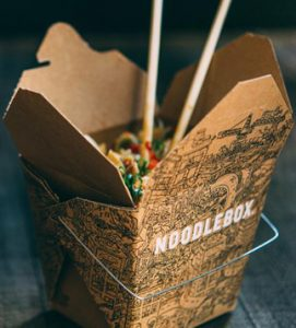 Dedicating September 20th to Charity @ Noodlebox Canada