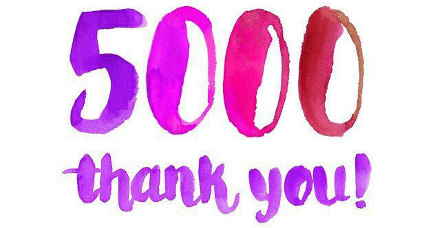 5000 facebook followers FB