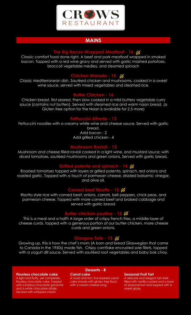 Crows Restaurant Fullmenu-09