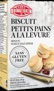 Duinkerken Biscuit Mix