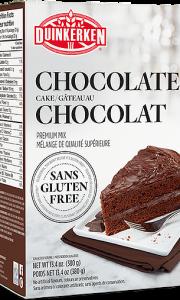 Duinkerken Chocolate Cake Mix