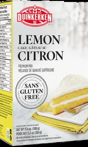 Duinkerken Lemon Cake Mix