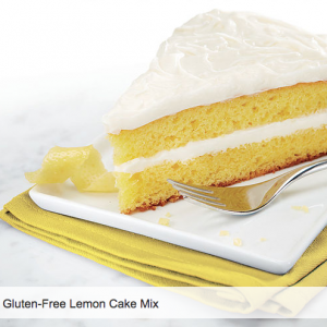 Duinkerken Lemon Cake Mix 2