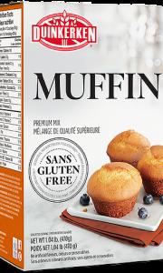Duinkerken Muffin Mix