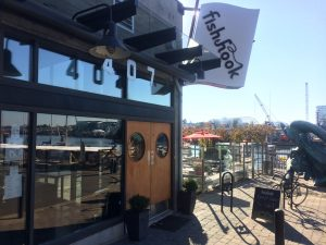 Gluten-Free Foodies Try @ Fishhook at Mermaid Wharf | Victoria | British Columbia | Canada