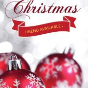 Six Mile Pub Christmas Menu