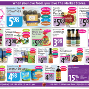 The Market Store Gluten-Free Flyer