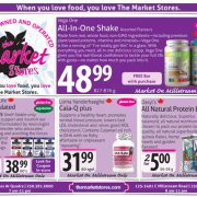 The Market Stores Vitamins Supplements