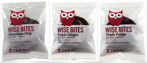 Wise Bites Cookies