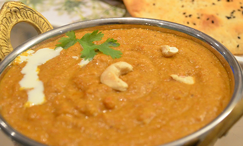 Cashew-Curry