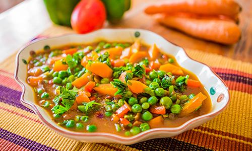 Mix-Vegetable