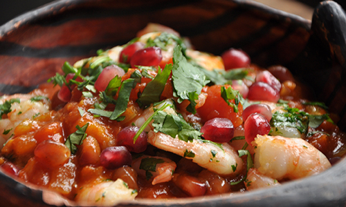 Pomegranate-Curry