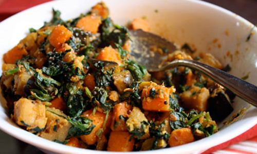 Spinach-Curry