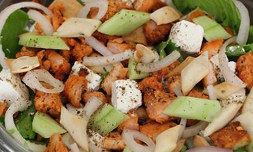 Tandoori-Caesar-Salad