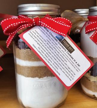 Cedar Sky Cookies in a Jar wp