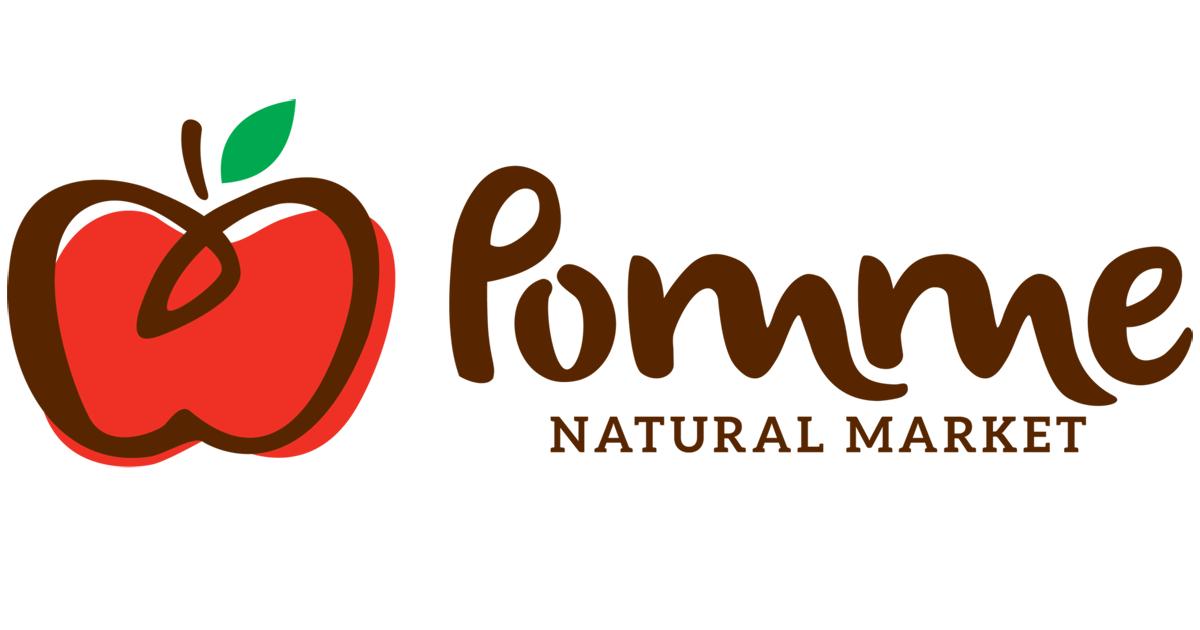 Pomme Natural Market Logo FB