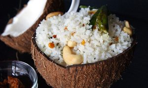 Royal Spice Coconut-Rice