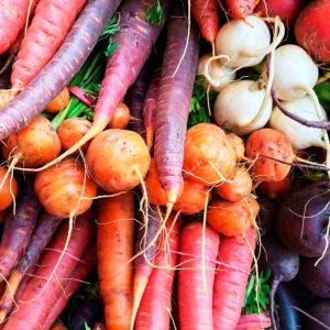 okanagan rawsome root vegetable