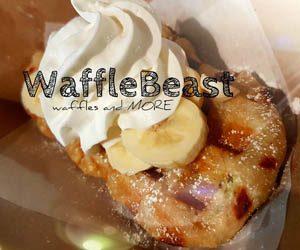 Gluten-Free Vegan Waffle Launch @ WaffleBeast | Victoria | British Columbia | Canada