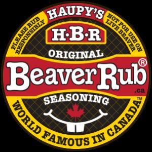 Haupy Beaver Rub