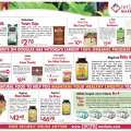 Lifestyle Markets Gluten-Free Flyer February 2019