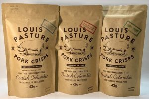 Louis Pasture Pork Crisps