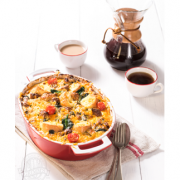 Grimms Glutenull Savory Bread Pudding Recipe wp
