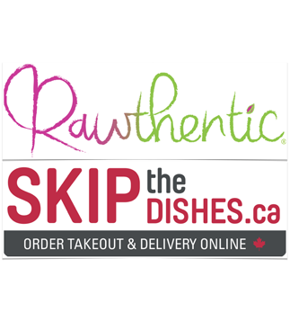 Rawthentic Eatery Skip the Dishes