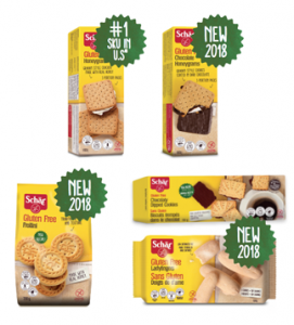 Schar Products 2018