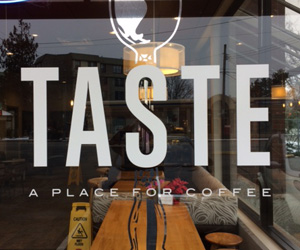 Taste - A Place for Coffee