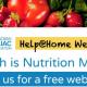 CCA Nutrition Webinar